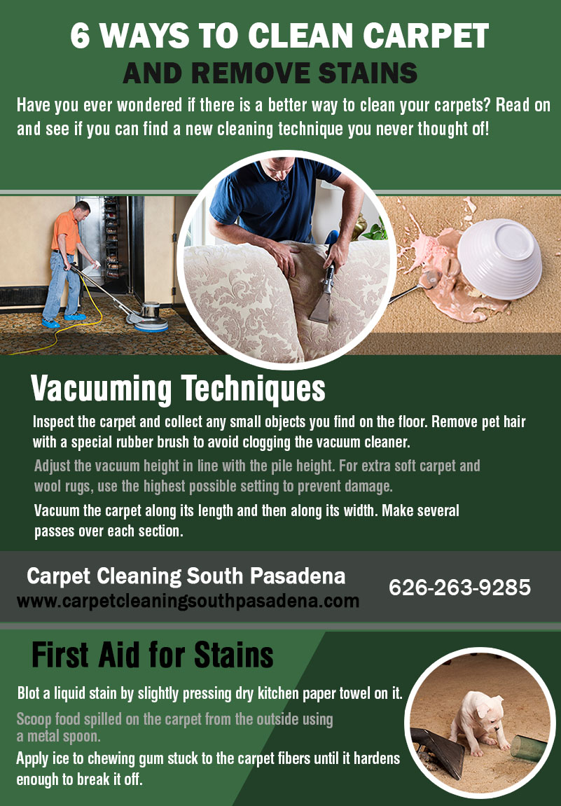 Our Infographic South Pasadena